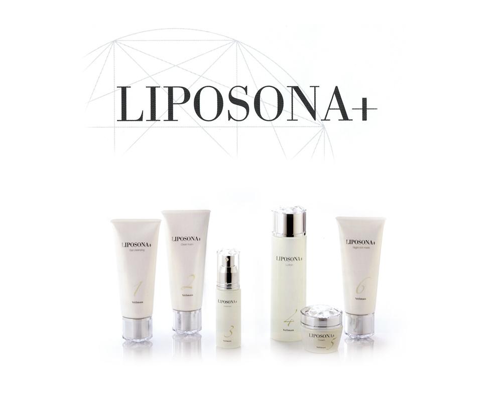 ベルマン化粧品リポソーナシリーズ